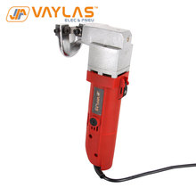 580W Electric Sheet Metal Shear Snip Scissor Cutter 2.5mm Cutting Capacity Secateurs for Cutting Metal Board