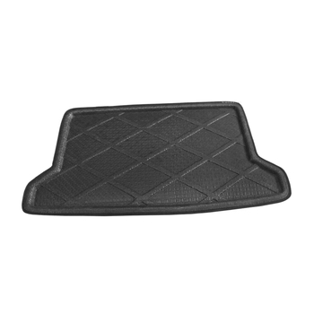 X AUTOHAUX Car Rear Trunk Floor Mat Cargo Boot Liner Carpet Tray for Suzuki New SX4 07-13 image