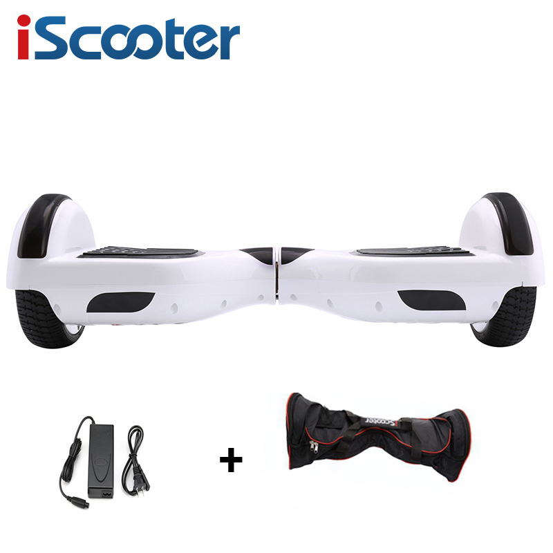 6.5 inch Self Balance Electric Hoverboard or Two Wheeler Electric Skateboard 3