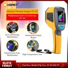 Schnell Versand IN LAGER HT 02/XE 28 Handheld Thermische Imaging Kamera 60x60 Auflösung 3600 Pixel Digital Display Thermische imager