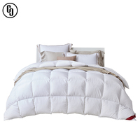 GXC home textile 90% down quilt duvet white duck down thick warm thickened quilt core autumn and winter quilt bedding