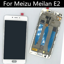 High-quality For Meizu Meilan E2 Display+touch Screen+Tools Digitizer Assembly Replacement Accessories