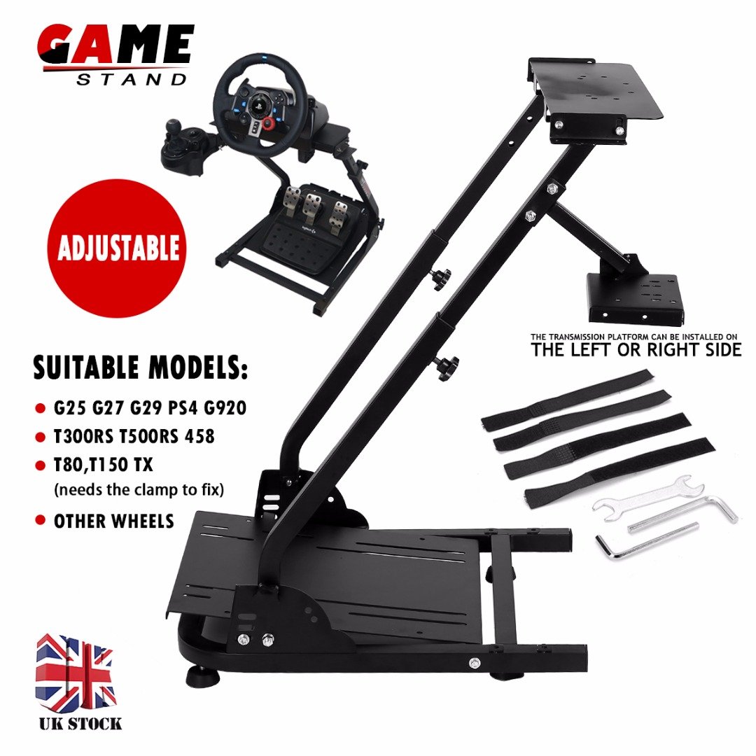 New Arrival 1pc Adjustable Steering Wheel Game Stand PRO For Logitech G29 Racing Wheel & Shifter