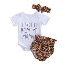 Комплект детской одежды pudcoco из 2 предметов для маленьких