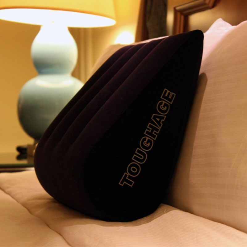 Aufblasbare Sex Kissen Hilfe Keil Sex Spielzeug Für Frauen Liebe Position Kissen Tragbare Erotische Sofa Erwachsene Liebt Spiel Sexy Möbel