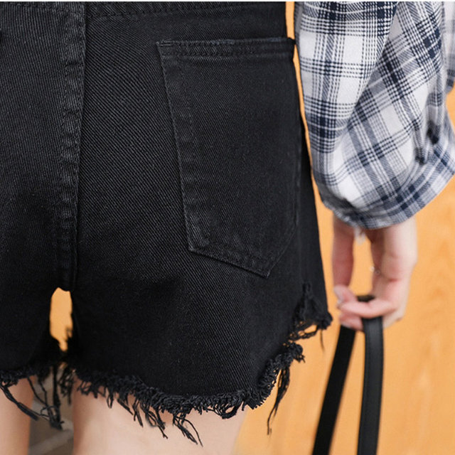 2020 New Winter Autumn Women High Quality shorts Fashion Ladies shorts #749 3