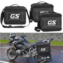 For BMW R1200GS LC Adventure Luggage Bag for Vario Case Inner bag for BMW GS R1200 1250 LC Adventure Side Case Inner Luggage Bag
