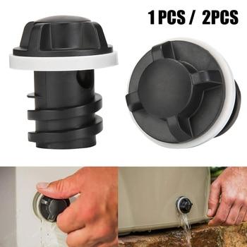1/2 uds, ventilador de reemplazo, tapones de drenaje compatibles con los accesorios enfriadores RTIC YETI KSI999