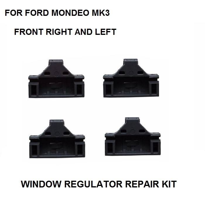 FORD MONDEO 3 WINDOW REGULATOR REPAIR KIT FRONT RIGHT