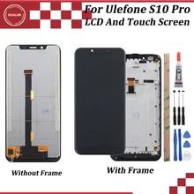 Ocolor Cho Ulefone S10 Pro Màn Hình Hiển Thị LCD Và Màn Hình Cảm Ứng Với Khung 5.7 Kiểm Nghiệm Cho Ulefone S10 Pro Điện Thoại + Dụng Cụ + Tặng Ốp Lưng Silicon