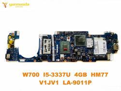 Oryginalny do projektora ACER W700 laptopa płyty głównej płyta główna w W700 I5-3337U 4GB HM77 V1JV1 LA-9011P testowane dobry darmowy wysyłka