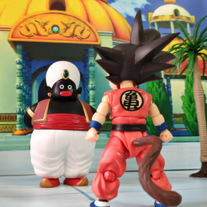 Image 3 - Tronzo Klasse E Avonturier Dragon Ball Mr Popo Action Figure Model Poppen Dbz Popo San Collectible Figurine Speelgoed Geschenken
