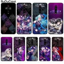 Cuci Anime Bang Droom Roselia Zwart Mobiele Telefoon Case Voor Xiaomi Redmi8 4X 6A 9 8A Redmi 5 5Plus note7 8Pro 7A 6A 9 9pro(China)
