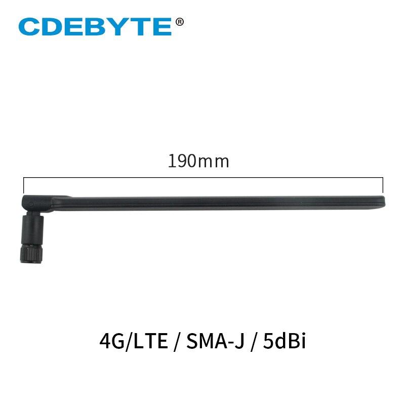 LET 4G Wifi Antenna High Gain Omnidirectional 5dBi Flexible Antena For Router Radio Transceiver Module