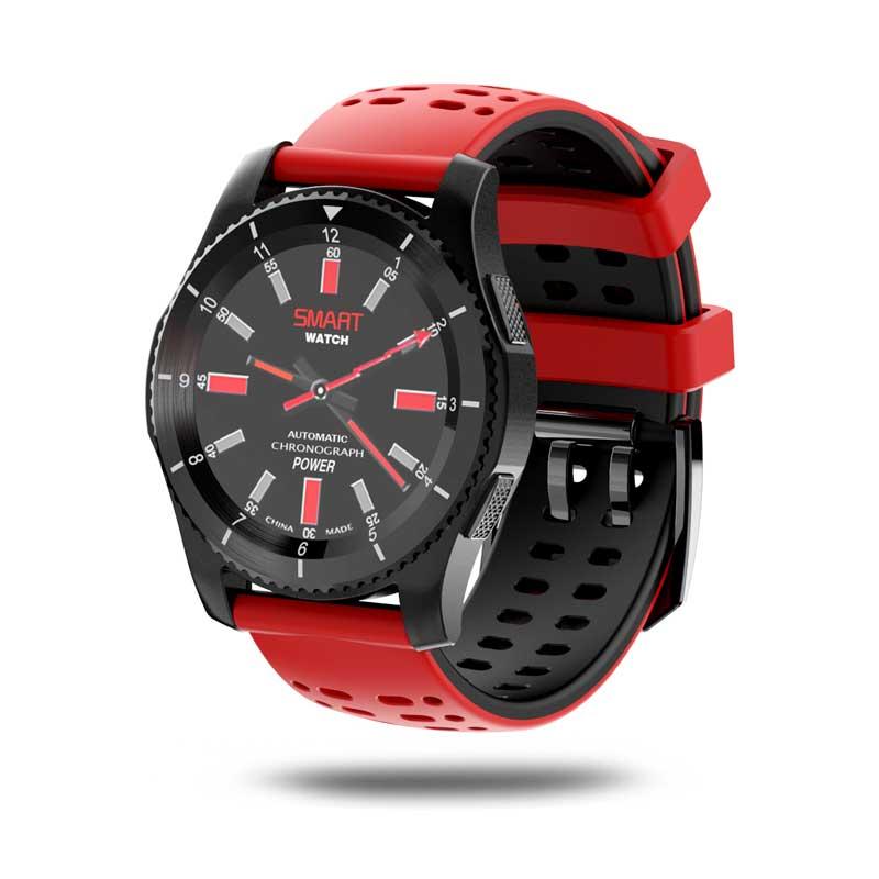 KSUN KSR707 Sports Smart Watch Support Touch SIM Card Blood Pressure Heart Rate Waterproof Bluetooth 4.0 Smartwatch 6