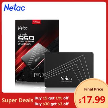 Netac ssd 1tb 2 5 #8221 SSD SATA 120gb 240gb 480gb ssd 500gb 250gb 128gb 256gb 512gb wewnętrzny półprzewodnikowy napęd dysku twardego do laptopa tanie i dobre opinie AHCI SATAIII CN (pochodzenie) SMI2258XT Other 2 5 SATA III Pulpit Serwer N530S Rohs 560Mbps 510Mbps 0 15s Internal Solid State Disk SSD