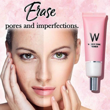 W-Airfit пор праймер для лица грунтовка основа макияж для осветления лица гладкая кожа невидимое Маскирующее средство для пор Корея Косметика