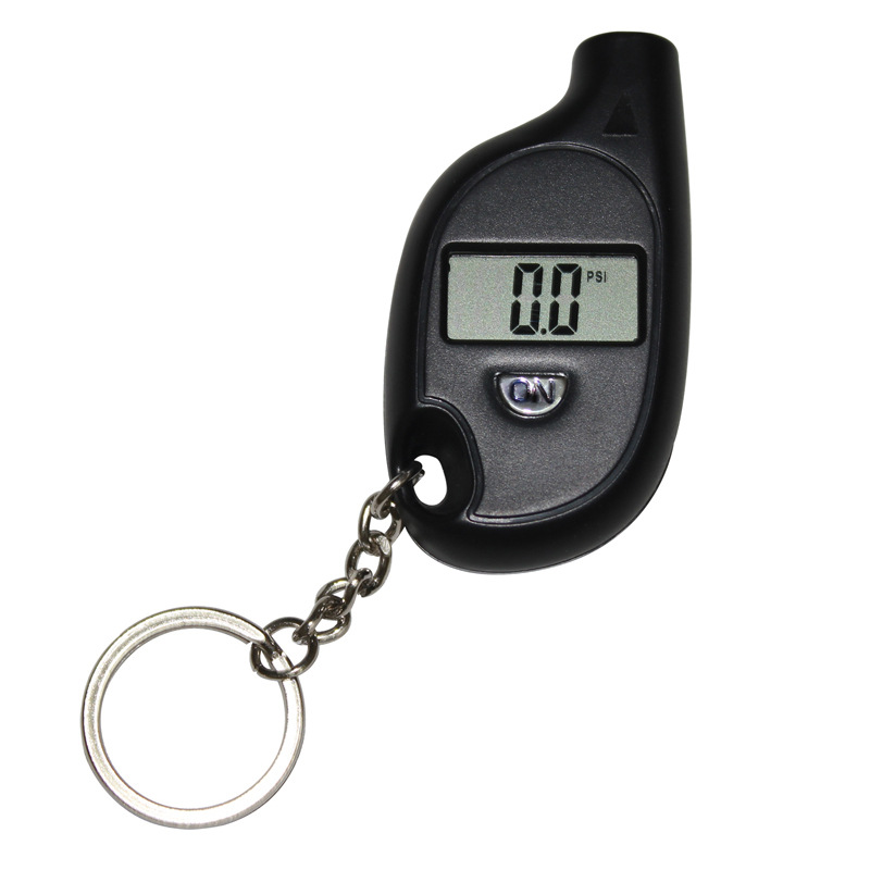 Image 2 - Car Tire Pressure Tester Motorcycle Auto Tyre Portable Digital Air Meter Gauge LCD Display Procession Tool 3 150 PSI Safety-in Tire Pressure Alarm from Automobiles & Motorcycles