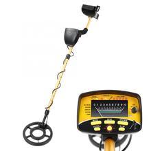 Безопасность металлоискатели M910 ЖК-металлоискатель ручной подземный сканер сокровища искатель инструмент 5 режимов