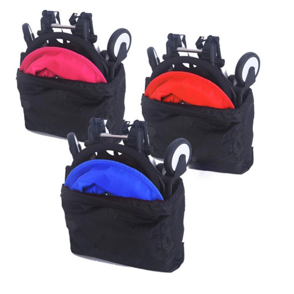 Baby Stroller Storage Bag General Accessories Multifunctional Dustproof Check Bag Umbrella Car Storage Bag Carrying Bag Folding