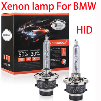 2PCS D1S D2R D2S D3S D4S D4R Car Headlights HID Bulb Xenon Lamp For BMW E90 E92 E93 For BMW 3-Series 328i/328xi/335i/335xi image