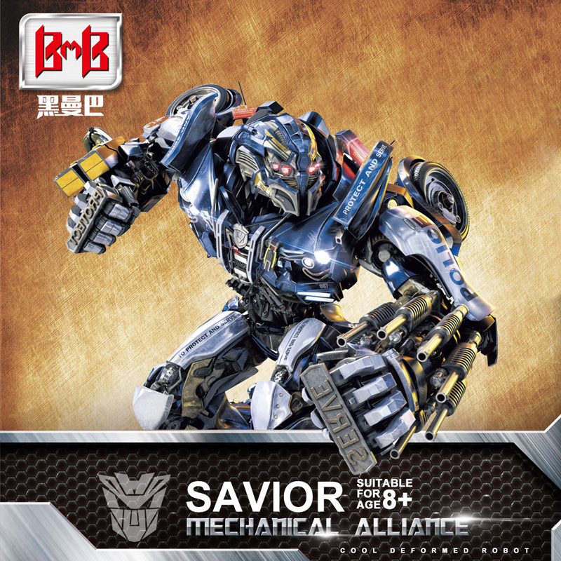 NewAge Toys Transformers Mini Warrior Heroes 04 H4 Murphy Figure In Stock