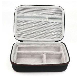 Image 5 - Besegad portátil máquina de cortar cabelo barbeador à prova de choque eva armazenamento rígido caso transporte caixa saco proteção para braun mgk 3020 3060 3080