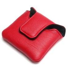 スターストライプパターカバーヘッドカバー磁気閉鎖正方形マレットパターsiranlive送料無料