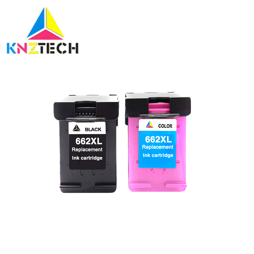 662XL Replacement Compatible For 662 Ink Cartridge Compatible For622 Deskjet 1015 1515 2515 2545 2645 3545 4510 4515 4516 4518