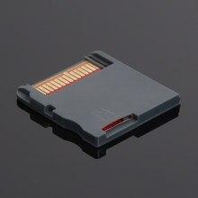 Карта памяти R4 для видеоигр, устройство для загрузки карт памяти при помощи самостоятельной игры 3DS, Пылезащитный портативный декор для NDS, MD...
