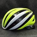 Оранжевый велосипедный шлем для шоссейного велосипеда Аэро шлем для взрослых мужчин Триатлон тройной гоночный велосипед Tt Шлемы Casco Ciclismo ...