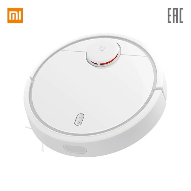 Робот-пылесос Xiaomi Mi Robot Vacuum, гарантия РФ, быстрая доставка