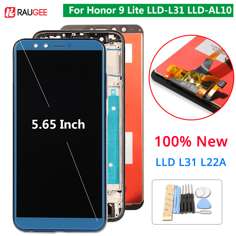 LCD Display For Huawei Honor 9 Lite Touch Screen Digitizer Screen Panel Replacement On For Honor 9 Lite LLD-AL00,AL10,TL10,L31