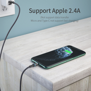 Essager Magnetic Charger Micro USB Cable For Android Mobile Phone Fast Charging Wire Cord For iPhone Magnet USB Type C Cable