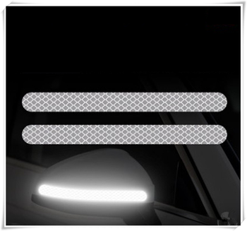 Universal Car reflective strip anti-collision warning tape auto shape for Nissan NV200 Nuvu NV2500 Forum Denki 350Z Zaroot image
