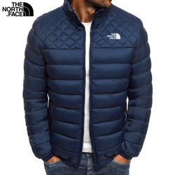 THE NORTH FACE-2021 new Outerwear Clothe Warm Coats Winter Jacket Men Long Sleeve Padded Jacket Thick Jacket Parka Slim fit Wind