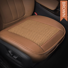 12V Car Seat Cushion Covers Cooling Breathable Automotive Ventilation Air Flow Holes for Vehicle Seats Office Chair