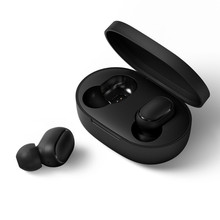 Youbina Wireless Earphone For Xiaomi Redmi Airdots Earbuds Bluetooth 5.0 TWS Headsets Noise Cancelling Mic