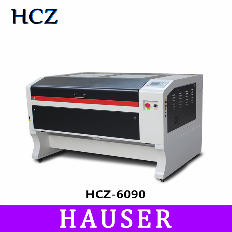 Free Shipping Co2 6090 100W Laser Cutting Machine 900 * 600mm Laser Engraving 220V / 110V Acrylic Electric Lifting Platform