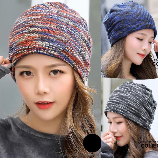Knitted Winter Fashion Beanie 4