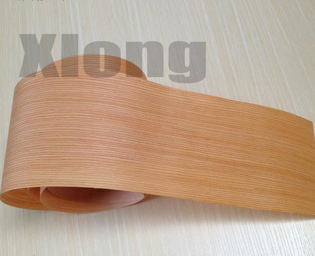 Length: 2.5 Meters  Thickness:0.25mm  Width: 12cm Cherry Wood  Speaker Leather Hand Solid Wood
