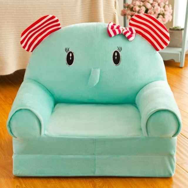 환경 안전 단일 좌석 소파 코너 디자인 하우스 가구 핑크 소파 거실 싱글 소파 침대 어린이 면화
