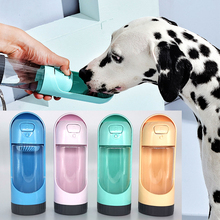 Water-Bottle-Feeder Pet-Product Drinking-Bowl Puppy Dogs Travel Small Outdoor Large Portable