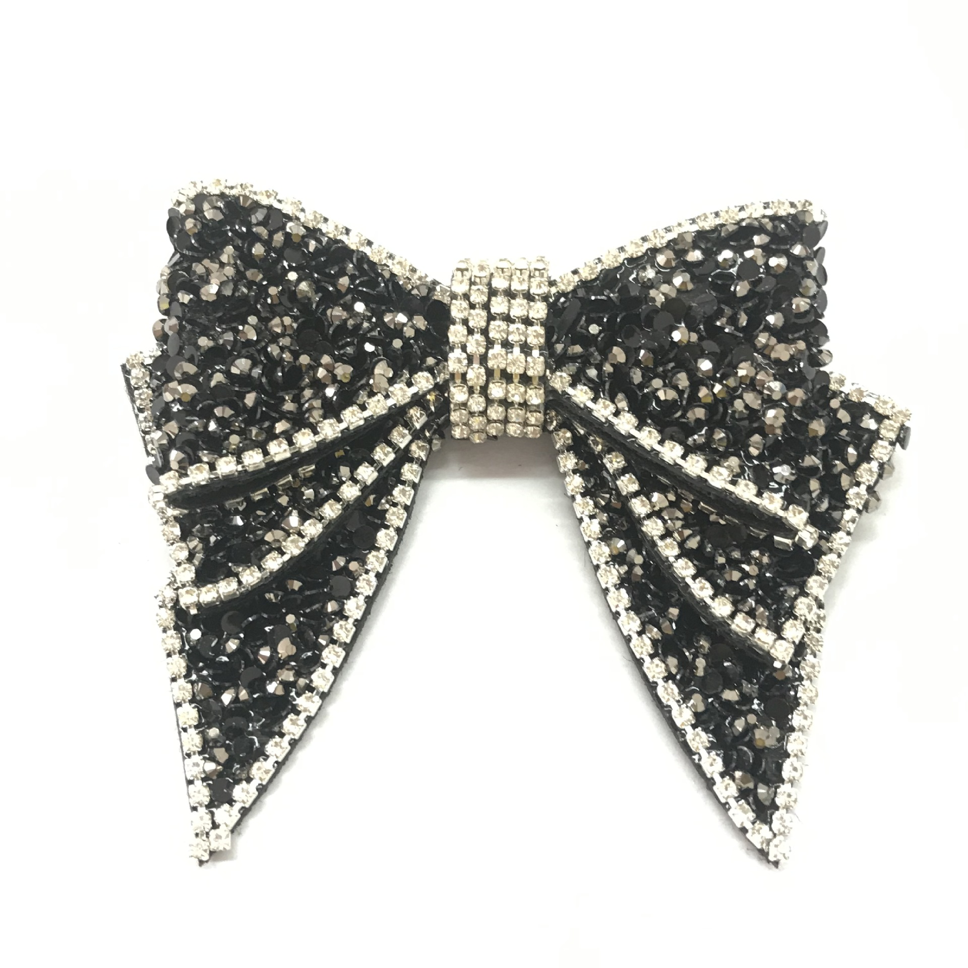 Water Drill Black Butterfly Shoes, Flowers, Accessories, Diy Clothing Accessories, Handmade Accessories, Accessories.