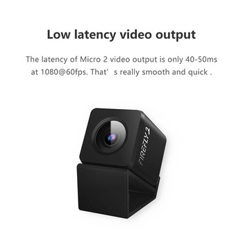 Hawkeye Firefly Micro Cam 2 Mini Camera HD 2.5K Waterproof 160 Degree for RC Racing Drone Aerial Photography RC Drone Camera
