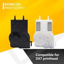 10 20 50PCS UV printhead ink damper compatible for Epson DX7 printhead ink dumper filter F196000 196010 189010 DX7 5113 uv ink for konica 512 1024 printhead