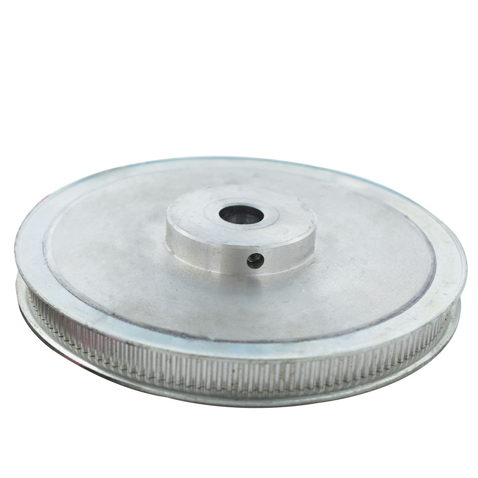 HTD8M 20 Tooth 8//10//12//12.7//15mm Bore Wide 27mm Timing Belt Drive Pulley