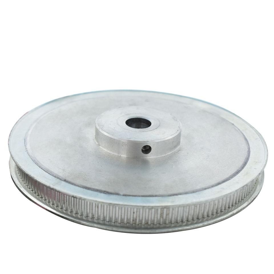 Aluminium XL 5mm 10 dents calendrier alésage poulie roue synchrone