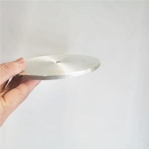 """Image 3 - 6 """" / 8"""" אלומיניום מאסטר חיק ליטוש צלחת בעל ליהלומי גריסה Pad/מלטש דיסק"""