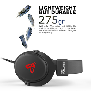 Image 3 - FANTECH MH82 3.5MM Plug Gaming Headphones Wired PC Stereo Earphones Headphones With Microphone For Profession Gamer FPS Game